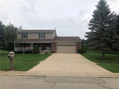 3876 Presidential Way, Highland Twp, MI 48356 - MLS#: 218080948