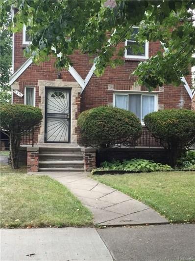 9591 Mark Twain Street, Detroit, MI 48227 - MLS#: 218080964