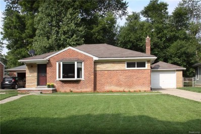 2427 N Vermont Avenue, Royal Oak, MI 48073 - MLS#: 218080989