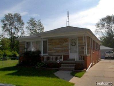 6484 Greenview Avenue, Detroit, MI 48228 - MLS#: 218081023