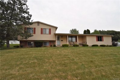 12125 Riverbend Drive, Grand Blanc, MI 48439 - MLS#: 218081030
