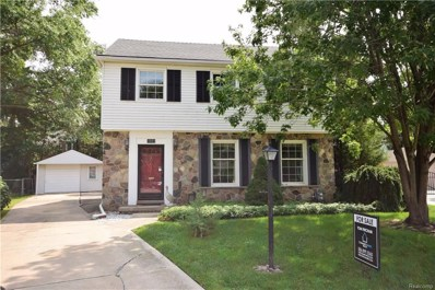 403 Roland Court, Grosse Pointe Farms, MI 48236 - MLS#: 218081033