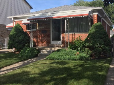 4433 17TH Street, Wyandotte, MI 48192 - MLS#: 218081062