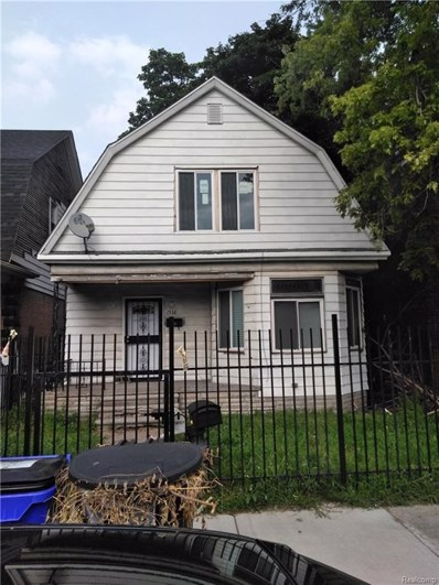 1538 Junction Street, Detroit, MI 48209 - MLS#: 218081068