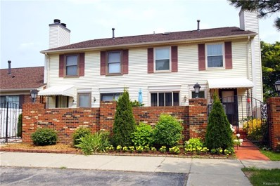 38844 Golfview Drive E UNIT 177, Clinton Twp, MI 48038 - MLS#: 218081083