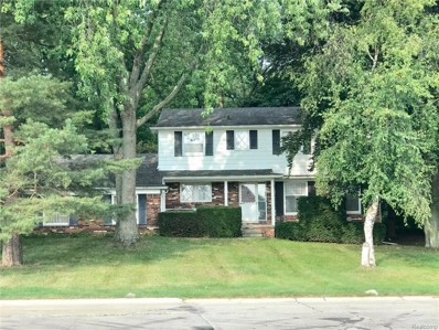 1680 Hunters Ridge Drive, Bloomfield Twp, MI 48304 - MLS#: 218081090