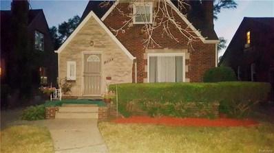 16815 Birwood Street, Detroit, MI 48221 - MLS#: 218081114