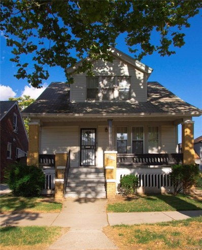18810 Gable Street, Detroit, MI 48234 - MLS#: 218081118