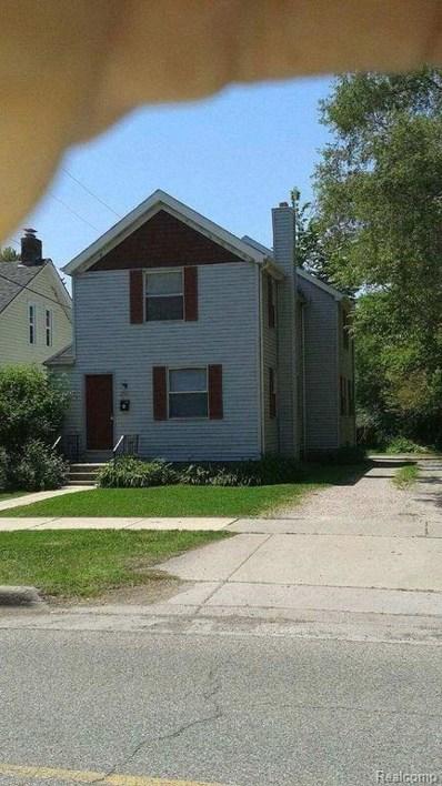 201 N Summit Street, Ypsilanti, MI 48197 - MLS#: 218081145