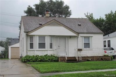 573 Chestnut Avenue, Hazel Park, MI 48030 - MLS#: 218081205