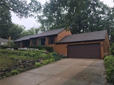 4105 Woodcroft Street, White Lake Twp, MI 48383 - MLS#: 218081214