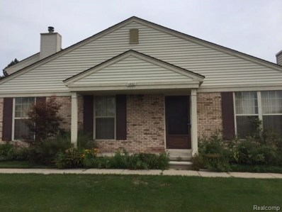 1520 Dover Hill S, Walled Lake, MI 48390 - MLS#: 218081260