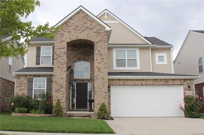 42657 Greystone Drive, Sterling Heights, MI 48313 - MLS#: 218081270