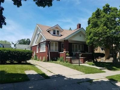 12773 Birwood, Detroit, MI 48238 - MLS#: 218081298