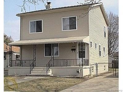 27092 Groveland Street, Madison Heights, MI 48071 - MLS#: 218081421