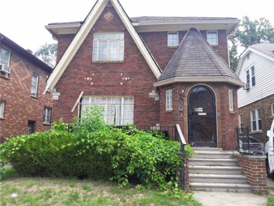 16636 Sorrento Street, Detroit, MI 48235 - MLS#: 218081440