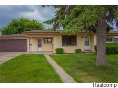 6189 Mayburn Street, Dearborn Heights, MI 48127 - MLS#: 218081441