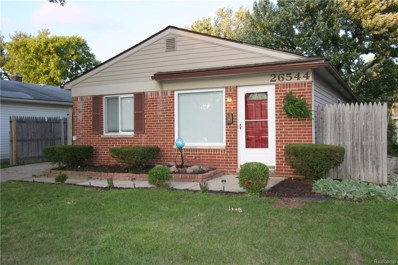 26544 Dartmouth Street, Madison Heights, MI 48071 - MLS#: 218081444