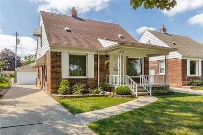 18331 Audette Street, Dearborn, MI 48124 - MLS#: 218081520