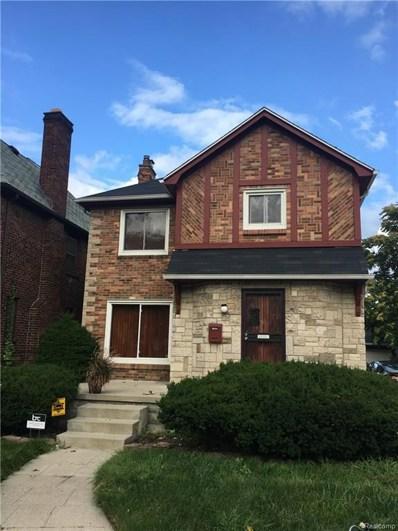 18056 Woodingham Drive, Detroit, MI 48221 - MLS#: 218081559