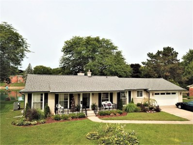 54385 Queens Row, Shelby Twp, MI 48316 - MLS#: 218081661