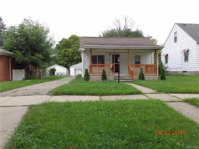 6449 Norborne Avenue, Dearborn Heights, MI 48127 - MLS#: 218081664