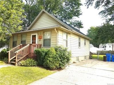 4933 Edgewood Street, Dearborn Heights, MI 48125 - MLS#: 218081758