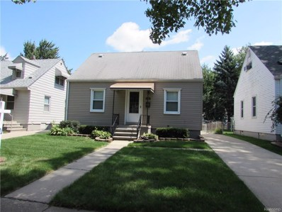 3513 Woodside Street, Dearborn, MI 48124 - MLS#: 218081774