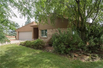 44451 Fair Oaks Drive, Canton Twp, MI 48187 - MLS#: 218081781