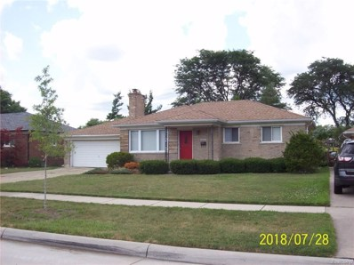 20337 Yale Street, St. Clair Shores, MI 48081 - MLS#: 218081817