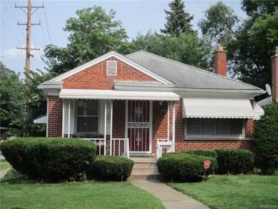 12964 Dale Street, Detroit, MI 48223 - MLS#: 218081839
