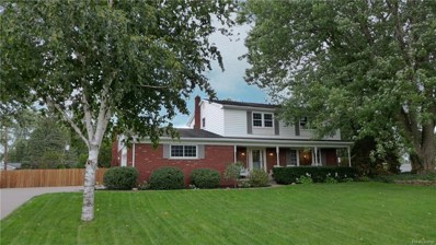 51300 Overhill Road, Shelby Twp, MI 48316 - MLS#: 218081869