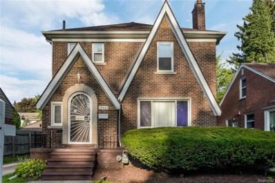 14610 Rosemont Avenue, Detroit, MI 48223 - MLS#: 218081906