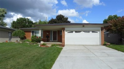 34510 Greentrees Road, Sterling Heights, MI 48312 - MLS#: 218081956