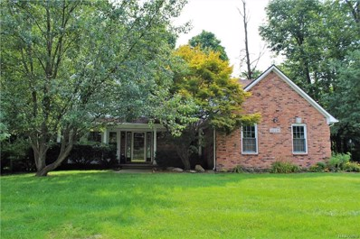 42135 Woodcreek Lane, Canton Twp, MI 48188 - MLS#: 218081958