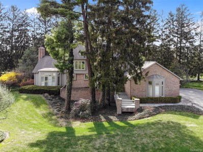 810 Hidden Pine Road, Bloomfield Twp, MI 48304 - MLS#: 218081971