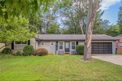 45 Huntley, Clawson, MI 48017 - MLS#: 218081998