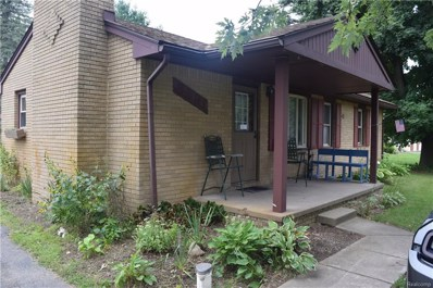6591 Clintonville Road, Independence Twp, MI 48348 - MLS#: 218082031