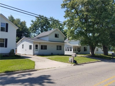 4735 2ND Street, Columbiaville Vlg, MI 48421 - MLS#: 218082038
