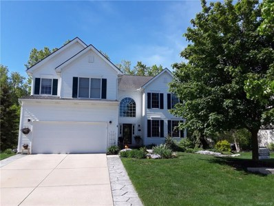 1101 Polo Drive, South Lyon, MI 48178 - MLS#: 218082042