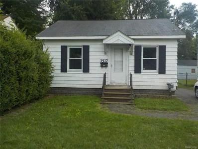 3517 Brown Street, Flint, MI 48503 - MLS#: 218082071