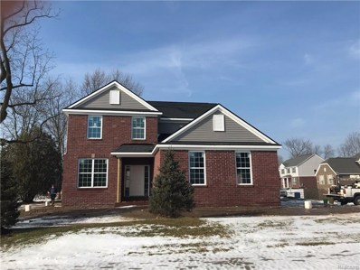 52271 Schoenherr Road, Shelby Twp, MI 48315 - MLS#: 218082325