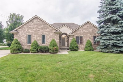 29011 Bay Pointe Drive, Chesterfield Twp, MI 48047 - MLS#: 218082376