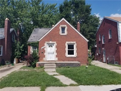 15261 Hazelridge Street, Detroit, MI 48205 - MLS#: 218082407