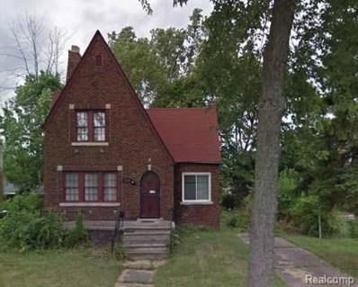 174 W. Grixdale Street, Detroit, MI 48203 - MLS#: 218082412