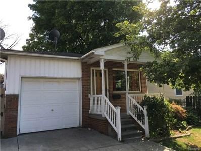 1407 Champaign Road, Lincoln Park, MI 48146 - MLS#: 218082428