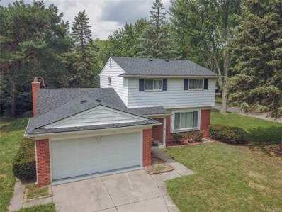 29587 Fall River Road, Southfield, MI 48076 - MLS#: 218082527