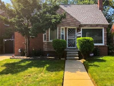 18463 Stahelin Avenue, Detroit, MI 48219 - MLS#: 218082564