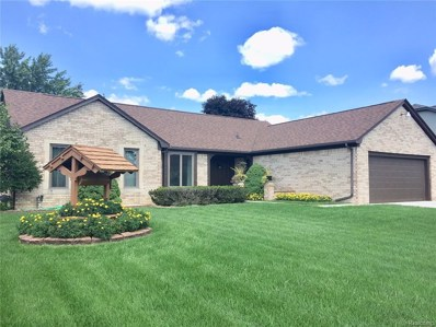 2718 Powderhorn Ridge Road, Rochester Hills, MI 48309 - MLS#: 218082740