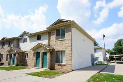 30198 Wedgewood Circle UNIT 86, Roseville, MI 48066 - MLS#: 218082743